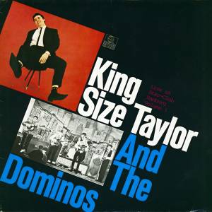 Cover - King Size Taylor & The Dominoes: Live Im Star-Club Hamburg Volume 1