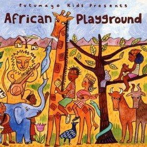 Cover - Them Mushrooms: African Playground