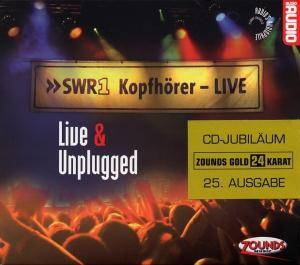Cover - Joana Zimmer: Audio's Audiophile Vol. 25 - Live & Unplugged