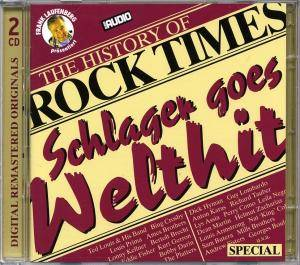 History Of Rock Times Special - Schlager Goes Welthit, The - Cover