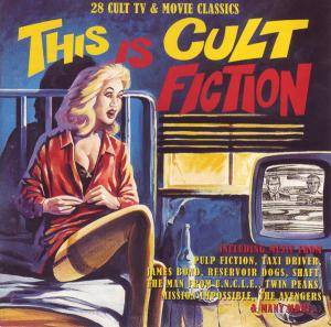 Cover - Bob Leaper Orchestra, The: This Is Cult Fiction