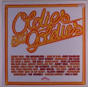 Oldies But Goldies (Decca 24374) - Cover