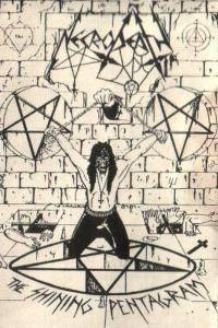 Necrodeath: Shining Pentagram, The - Cover