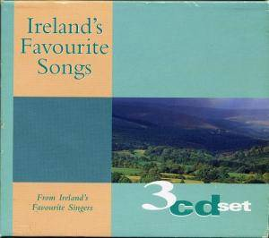 Cover - Philomena Begley: Ireland's Favourite Songs