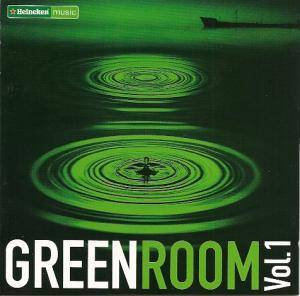 Cover - StoneBridge Feat. Therese: Green Room Vol. 1