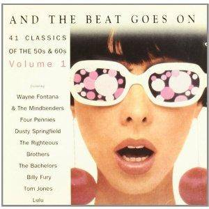 Cover - Julie Rogers: And The Beat Goes On - Volume 1