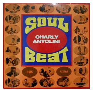 Cover - Charly Antolini: Soul Beat