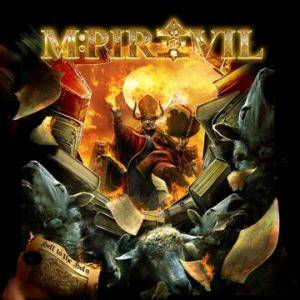 M-Pire of Evil: Hell To The Holy - Cover