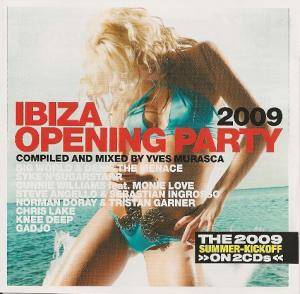 Cover - Yves Murasca: Ibiza Opening Party 2009