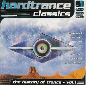 Hardtrance Classics Vol. 1 - Cover
