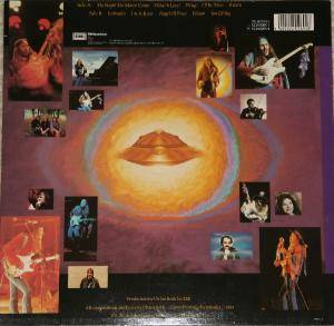 Uli Jon Roth: Beyond The Astral Skies (LP) - Bild 2