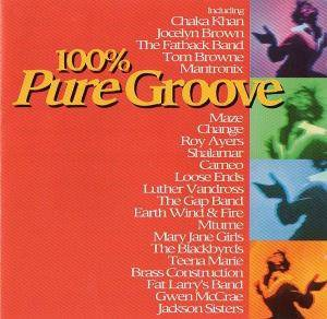Cover - Mary Jane Girls: 100% Pure Groove