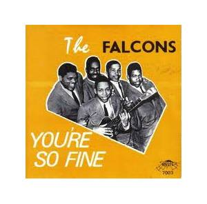 Cover - Falcons, The: You're So Fine