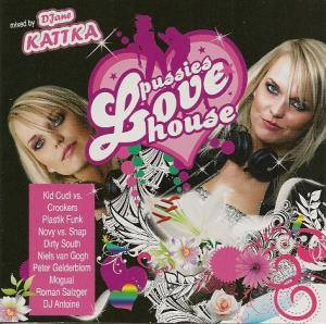 Cover - Camisra: Pussies Love House - Mixed by DJane Kattka