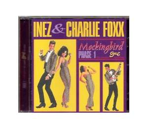 Cover - Inez & Charlie Foxx: Mockingbird - The Complete Sue Recordings