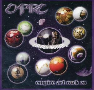 Empire Art Rock - E.A.R. 78 - Cover