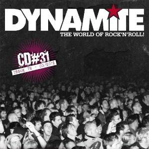 Dynamite! Issue 76 - CD #31 - Cover