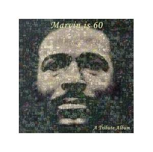 Marvin Is 60 - A Tribute Album - Cover