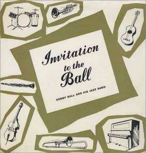 Cover - Kenny Ball & His Jazzmen: Invitation To The Ball