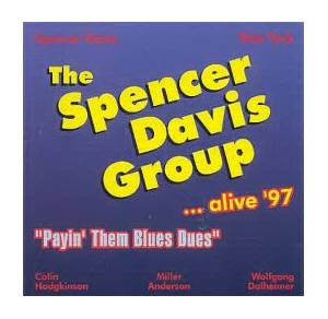 Cover - Spencer Davis Group, The: ... Alive In '97