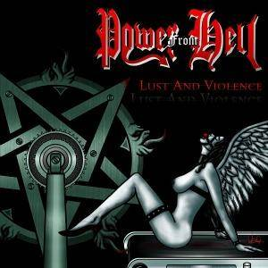 Power From Hell: Lust And Violence - Cover