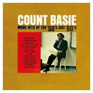 Cover - Count Basie: More Hits Of The '50's And '60's