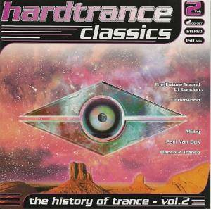 Cover - Overlords, The: Hardtrance Classics Vol. 2