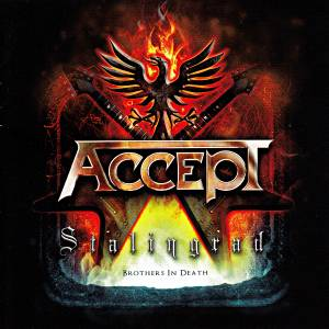 Accept: Stalingrad - Brothers In Death (CD) - Bild 1
