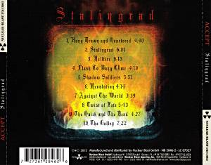 Accept: Stalingrad - Brothers In Death (CD) - Bild 4