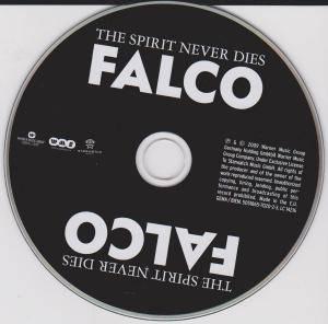 Falco The Spirit Never Dies Cd 2009