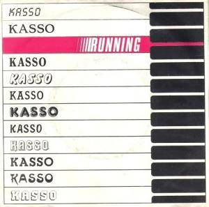 Kasso: Running - Cover