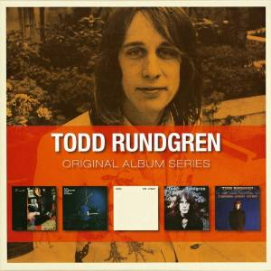 Cover - Todd Rundgren: Original Album Series