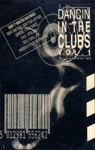 Dancin In The Clubs - Vol.1 - Cover