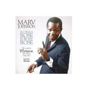 Cover - Marv Johnson: I'll Pick A Rose For My Rose