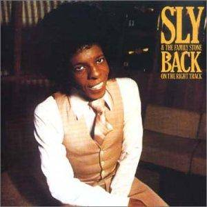 Cover - Sly & The Family Stone: Back On The Right Track