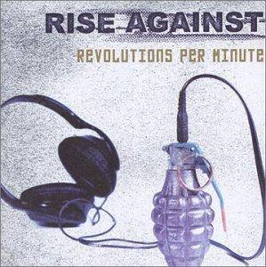 Rise Against: Revolutions Per Minute - Cover
