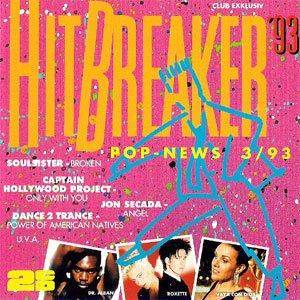 Cover - Mathou: Hitbreaker - Pop News 3/93