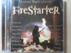 Cover - Ophthalamia: Century Black Summons... Firestarter