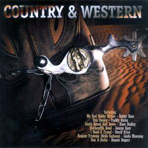 Cover - Billy Grammer: Country & Western