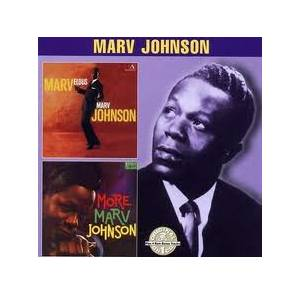 Cover - Marv Johnson: Marvelous Marv Johnson / More Marv Johnson