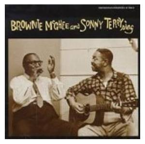 Cover - Sonny Terry & Brownie McGhee: Brownie McGhee And Sonny Terry Sing