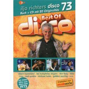 Ilja Richters Disco 73 - Best Of Disco - Cover