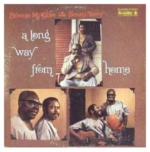 Sonny Terry & Brownie McGhee: Long Way From Home, A - Cover