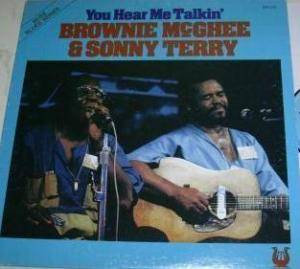 Cover - Sonny Terry & Brownie McGhee: You Hear Me Talkin'