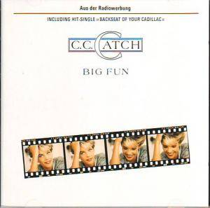 C.C. Catch: Big Fun - Cover