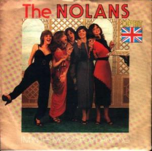 Cover - The Nolans: I'm In The Mood For Dancing
