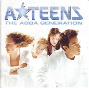 A*Teens: ABBA Generation, The - Cover