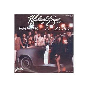 Midnight Star: Freak-A-Zoid - Cover