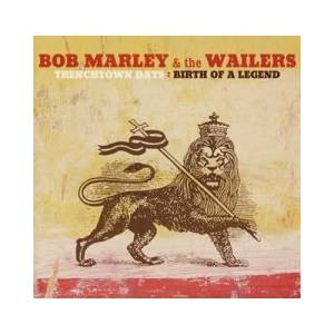 Bob Marley & The Wailers: Birth Of A Legend, The - Cover