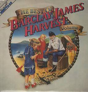 Barclay James Harvest: Best Of Barclay James Harvest Volume 2, The - Cover